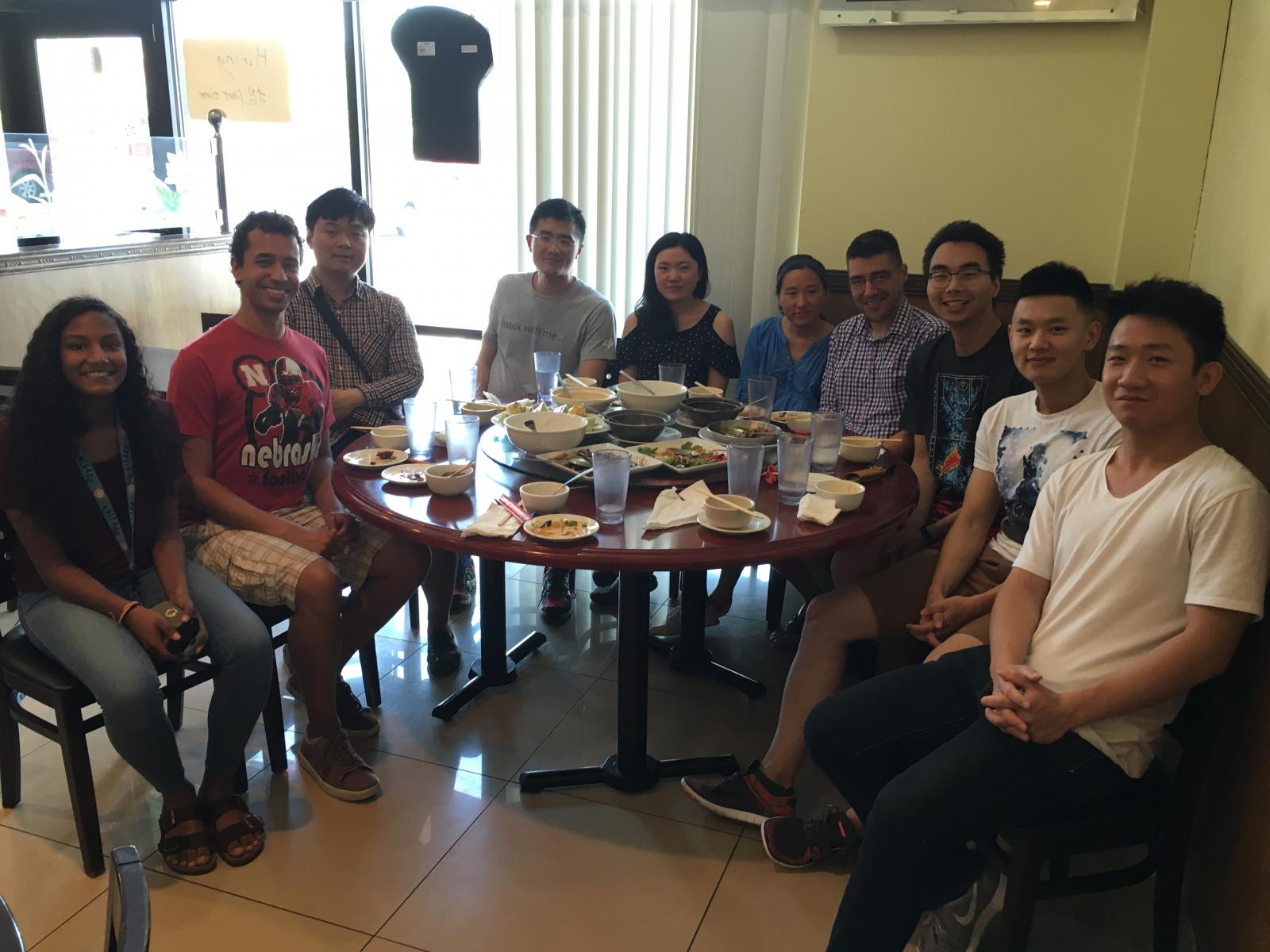 group lunch jun 2016